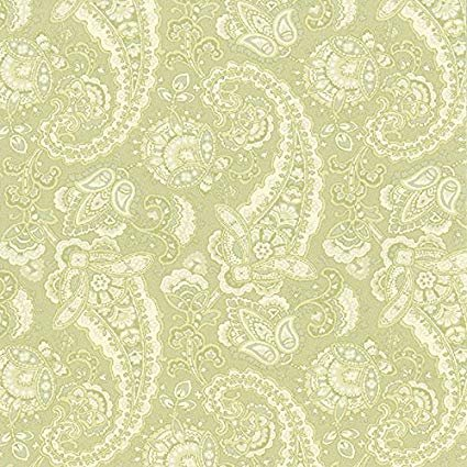 PAISLEY Y-1590-58 LIGHT BUTTER CLOTHWORKS