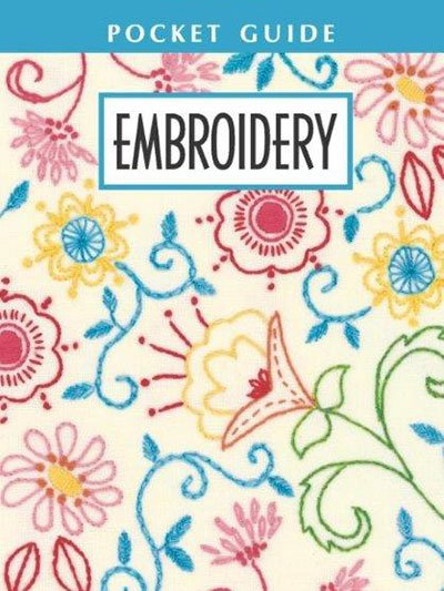 Embroidery Pocket Guide - 028906560190 Quilting Notions