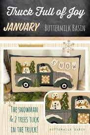 Truck Full of Joy - April -  Buttermilk Basin