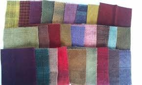 Wool 5 x 5 pack various colors