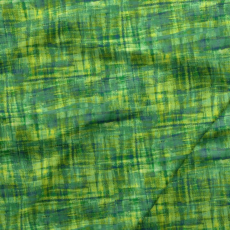 Brushstrokes Green 12019702