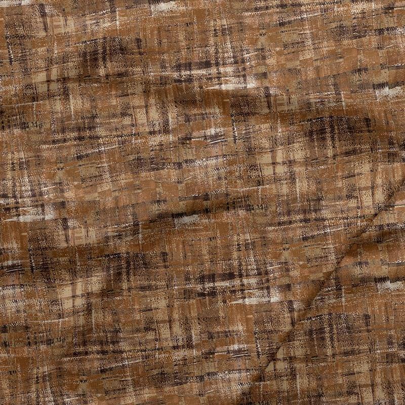 Brushstrokes Brown 12019705
