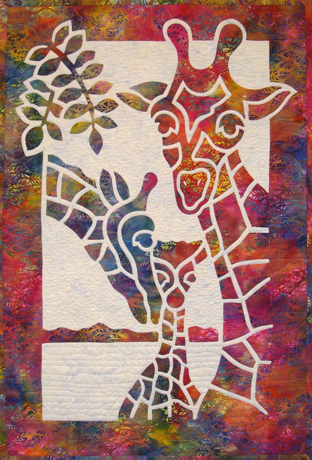 PRQC Giraffe Family