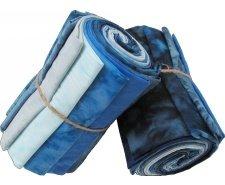 12 FQ - 1895 Batik Bundle - January