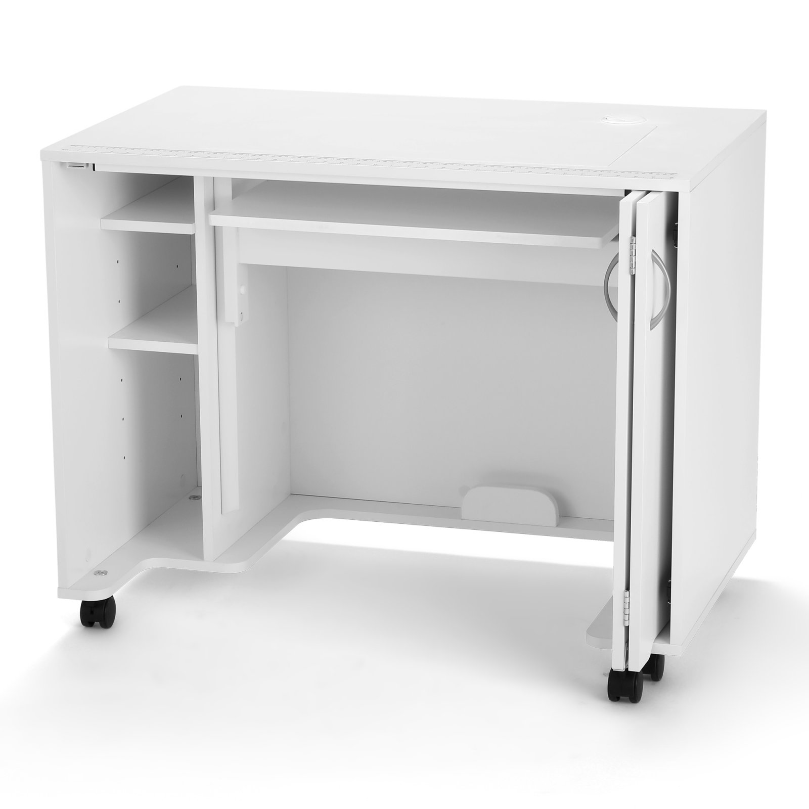 Kangaroo - Modular Sewing Cabinet w/Hydraulic Lift and Module Storage