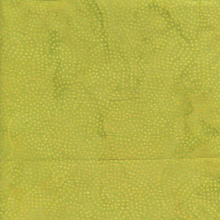 County Fair - Swirl Dot - Light Green
