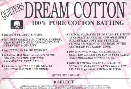 Quilters Dream Cotton Twin