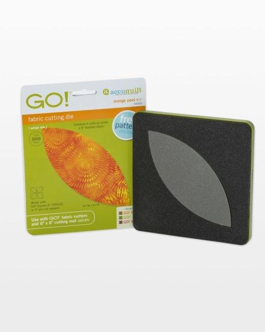 GO! Orange Peel-4 1/2 55455