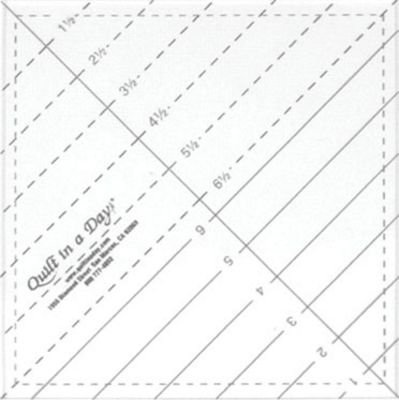 Triangle Square Up Ruler