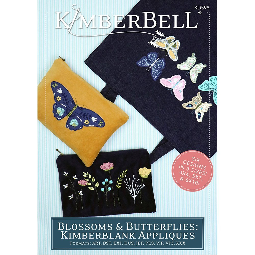 KB Blossoms & Butterflies KD598