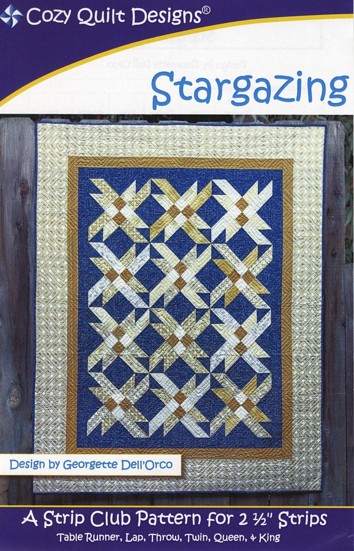 Stargazing Cozy Quilt Designs