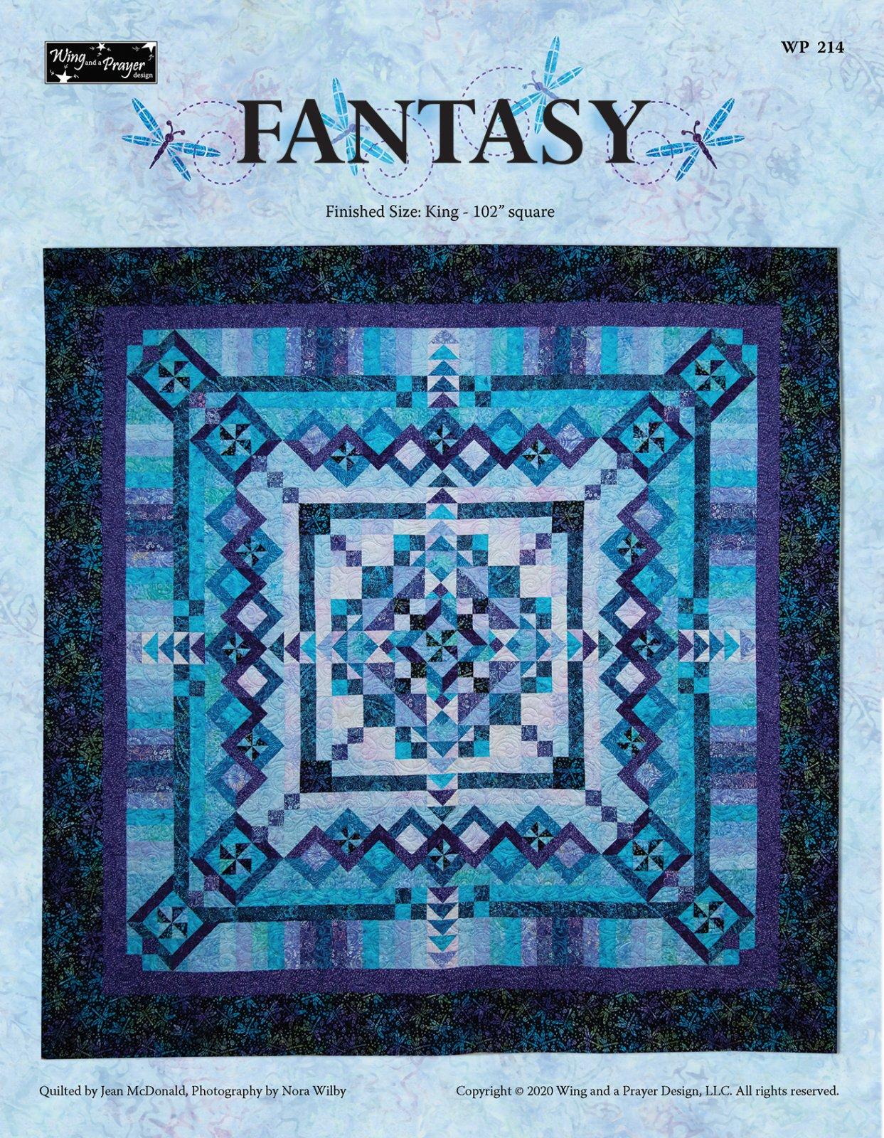 Fantasy BOM - $10 deposit to sign up
