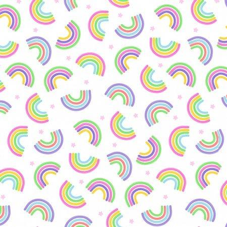 Fun Rainbows C8053 White