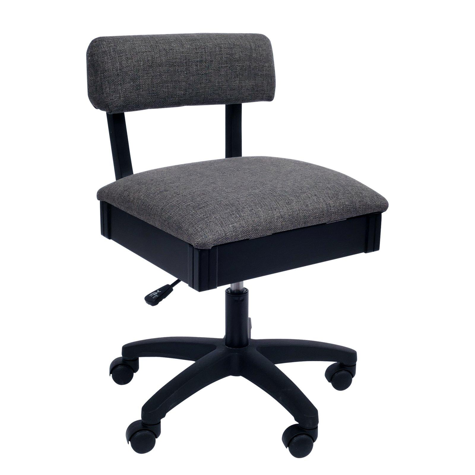 Arrow - Hydraulic Chair - Lady Grey