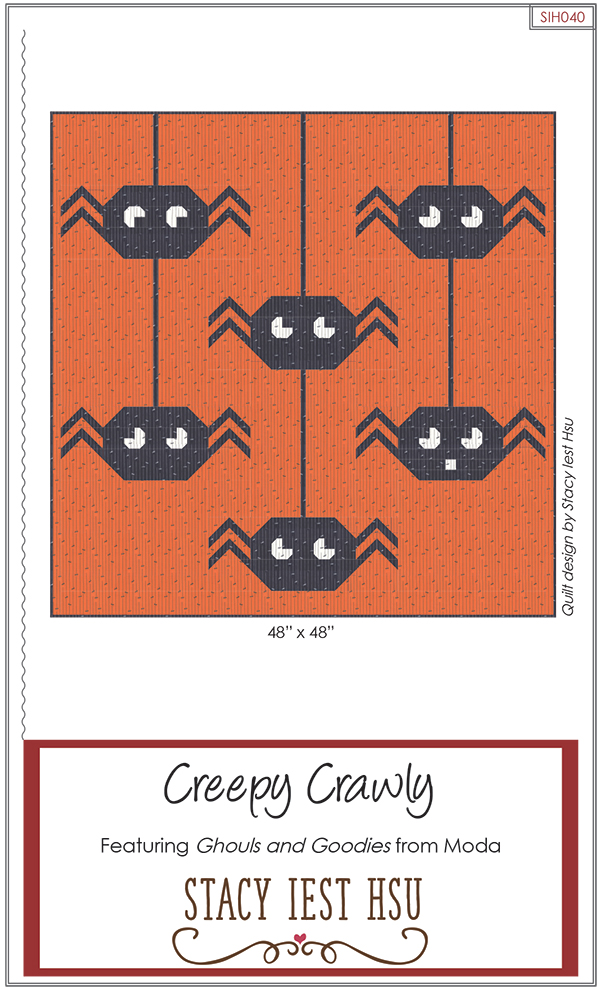 Creepy Crawly  SIH 040G