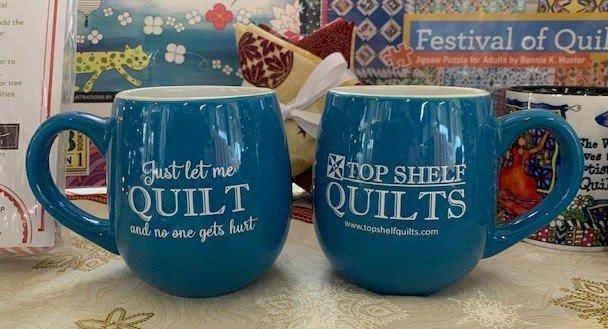 TSQ Mug - Blue