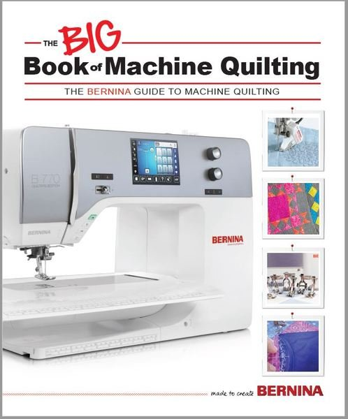 Big Book of Machine Quilting