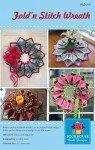 Fold'n Stitch Wreath Pattern PQD-210