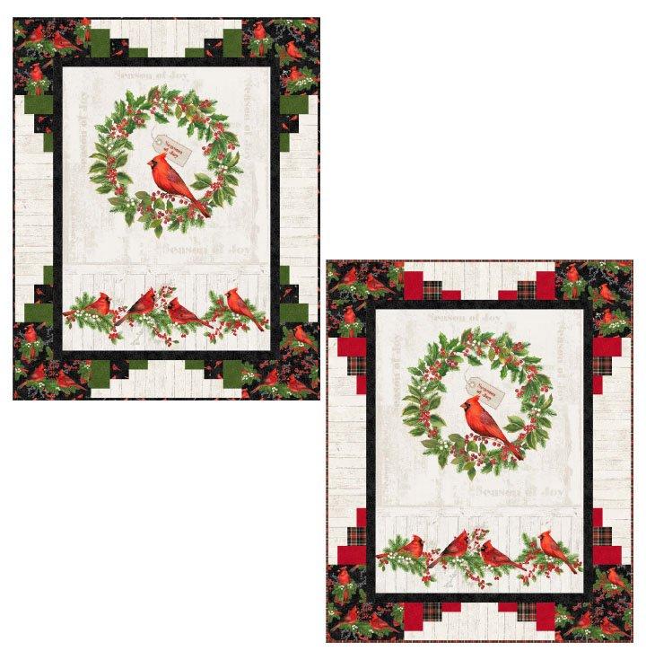 Cardinal Woods PTN 2492 pattern