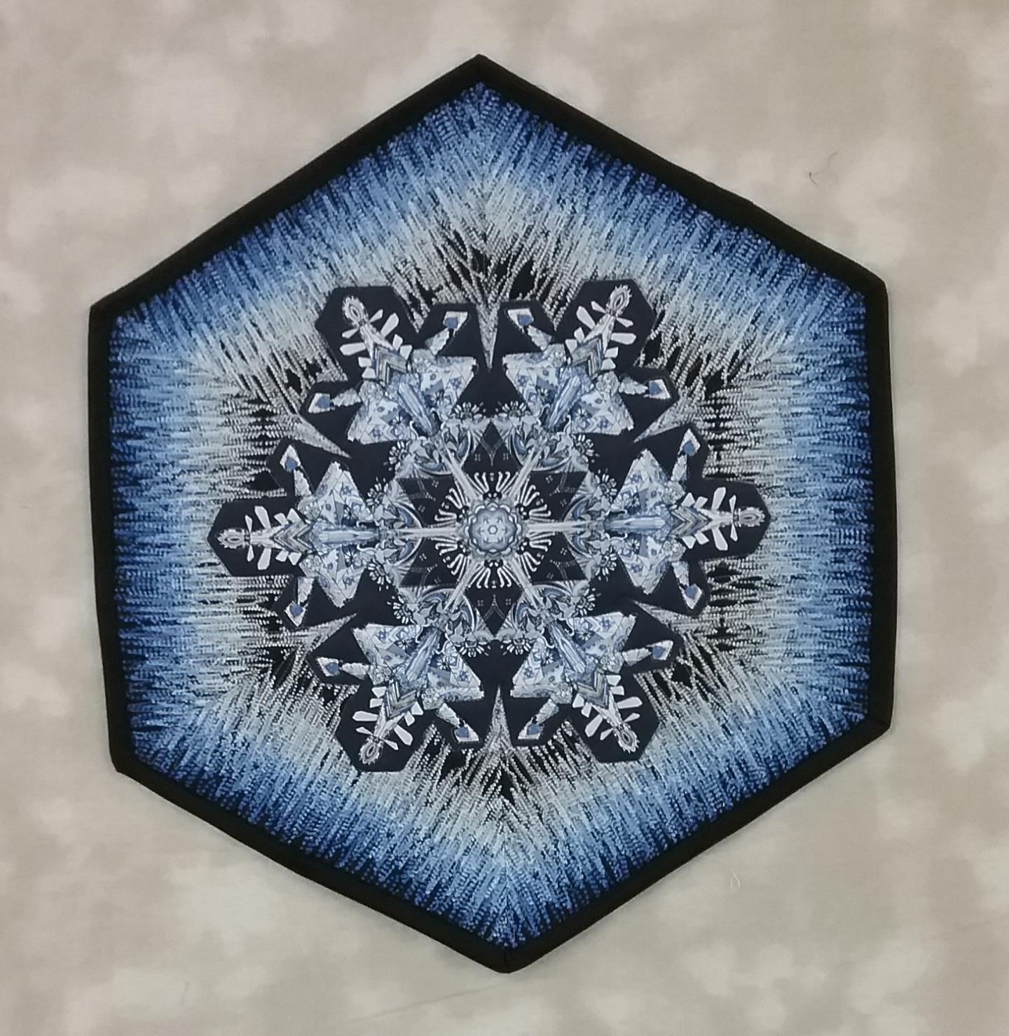 Kit 1081 Artful Snowflake