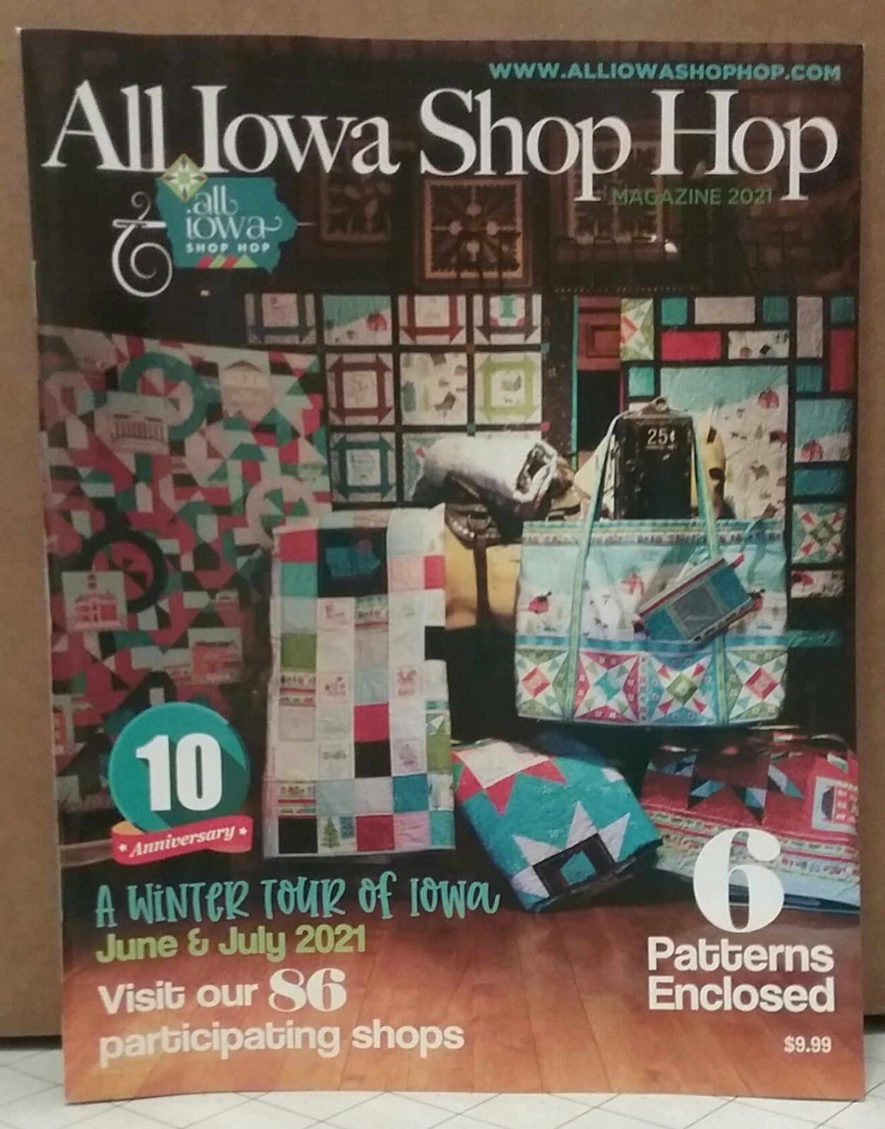 All Iowa Shop Hop Magazine 2021