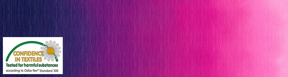 Rainbow Colors Purple -Pink Ombre