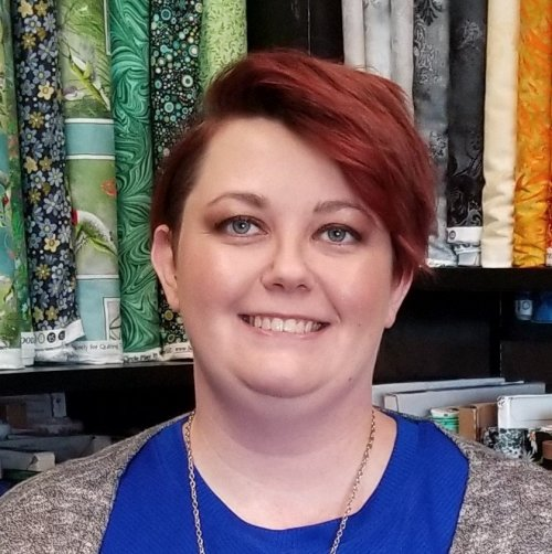Erin Rief Mended Hearts Quilting Ellsworth Iowa