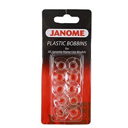 Janome Plastic Bobbins