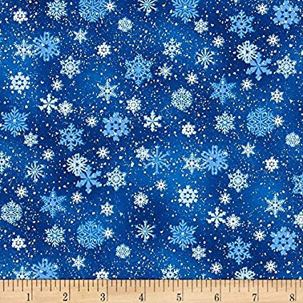 Landscape Royal snowflake
