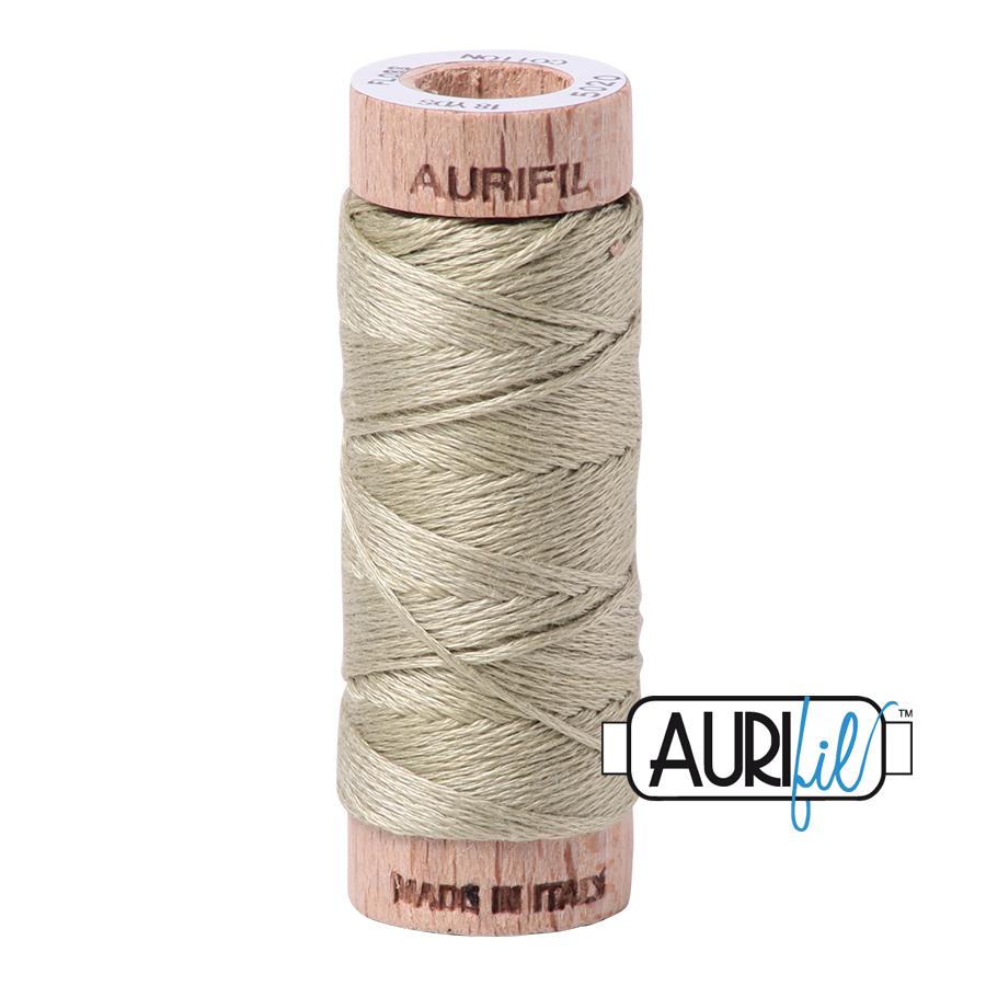 #5020 Light Military Green Aurifil Cotton Thread