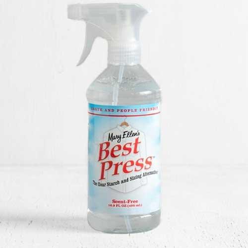 16oz Best Press Scent Free