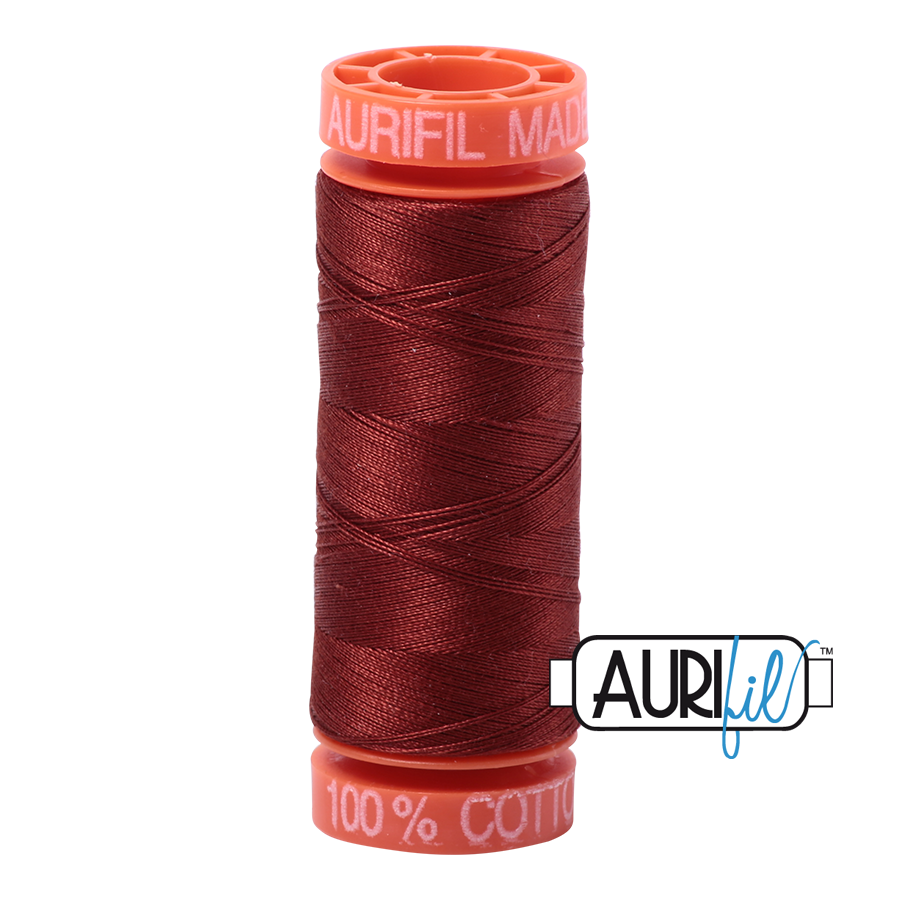 #2355 Rust Aurifil Cotton Thread