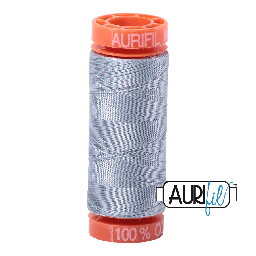 #2612 Arctic Sky Aurifil Cotton Thread