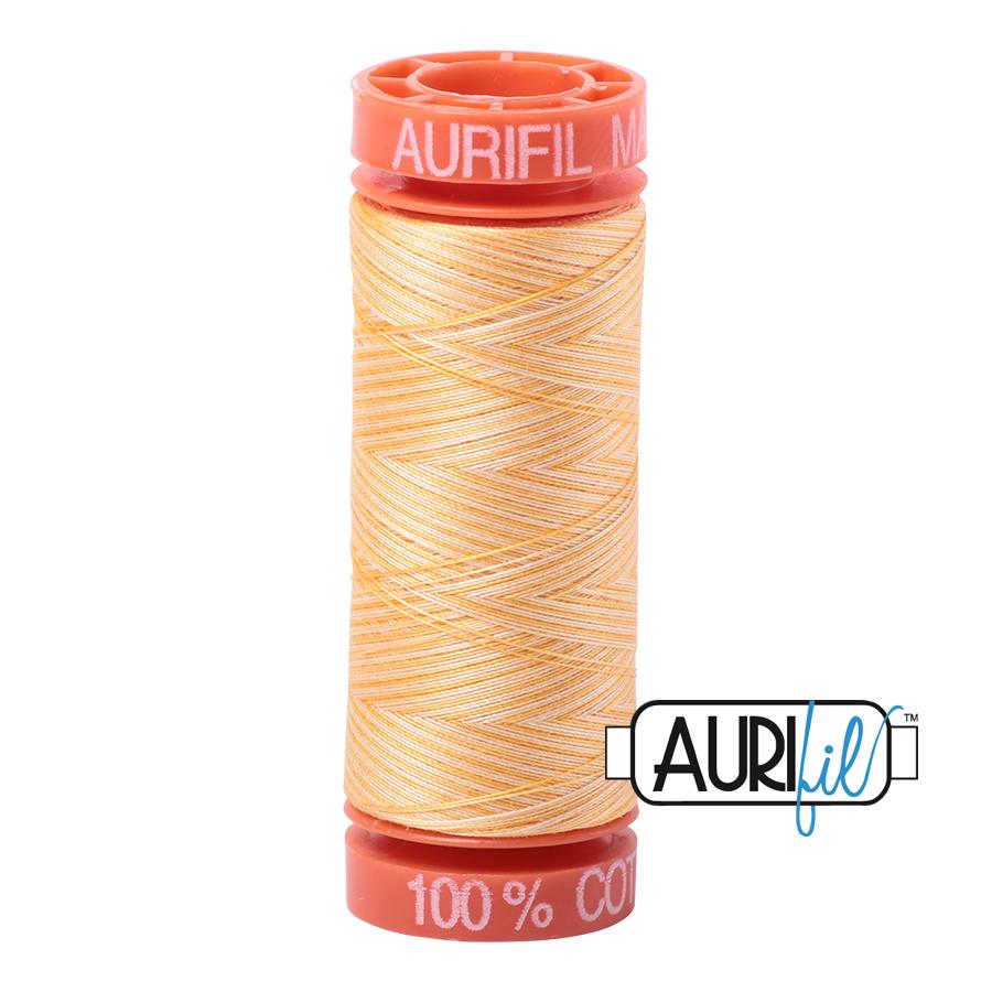 #3920 Golden Glow Aurifil Cotton Thread