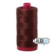 #2360 Chocolate Aurifil Cotton Thread