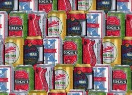 Octoberfest - beer cans