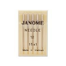Janome  Universal Needles Size 12