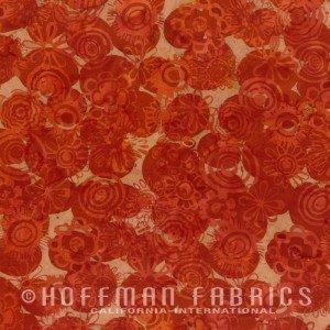 Hoffman Batik/M2736-100/Adobe