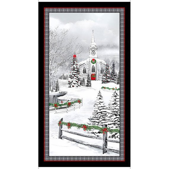 #58 Christmas Church
