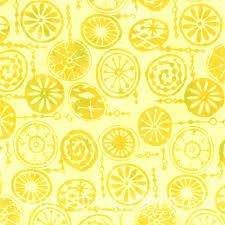 Hoffman Batik/L2627-496/Pineapple