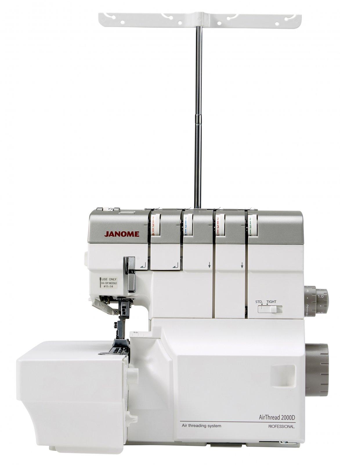 Janome Air Thread 2000D Pro