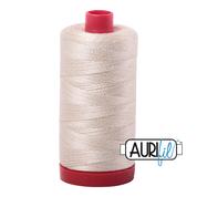 #2311 Muslin Aurifil Cotton Thread