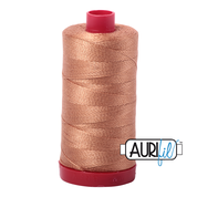 #2330 Light Chestnut Aurifil Cotton Thread