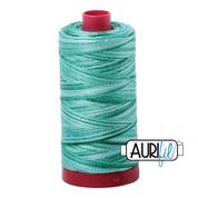 #4662 Creme de Menthe Variegated Aurifil Cotton Thread