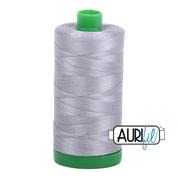 #2606 Mist Aurifil Cotton Thread