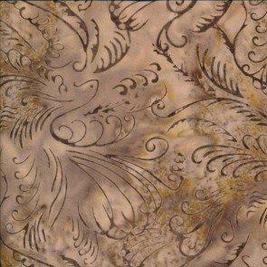 Hoffman Batik/Taupe/N2904-80