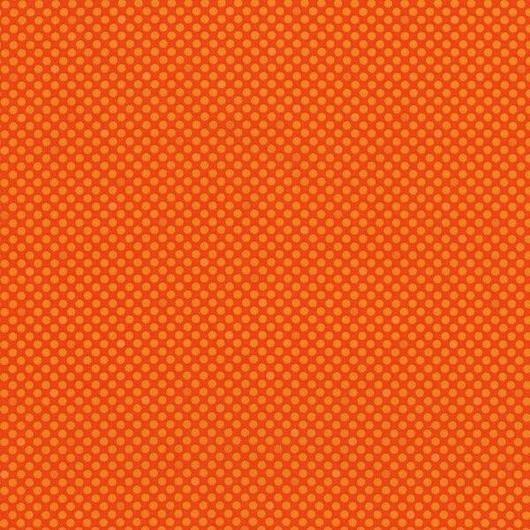 Dots and Stripes - Orange