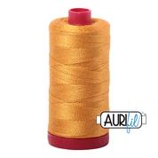#2140 Orange Mustard Aurifil Cotton Thread