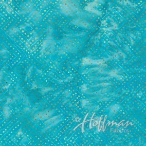 Hoffman Batik/Waterfall Gold/P2047