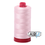 #2410 Pale Pink Aurifil Cotton Thread